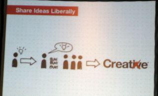 Idea slide
